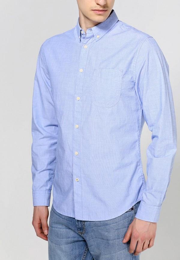 Рубашка с длинным рукавом Burton Menswear London 22C06GBLU: изображение 2