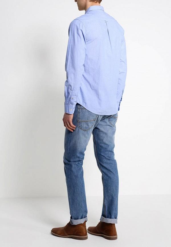 Рубашка с длинным рукавом Burton Menswear London 22C06GBLU: изображение 4