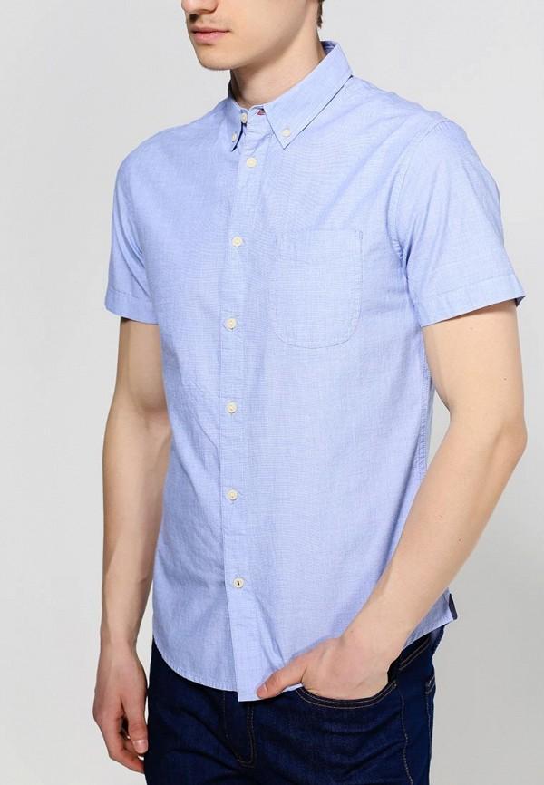 Рубашка с коротким рукавом Burton Menswear London 22C07GBLU: изображение 2