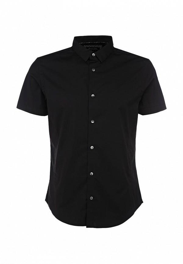 Рубашка с коротким рукавом Burton Menswear London 22D03GBLK: изображение 1
