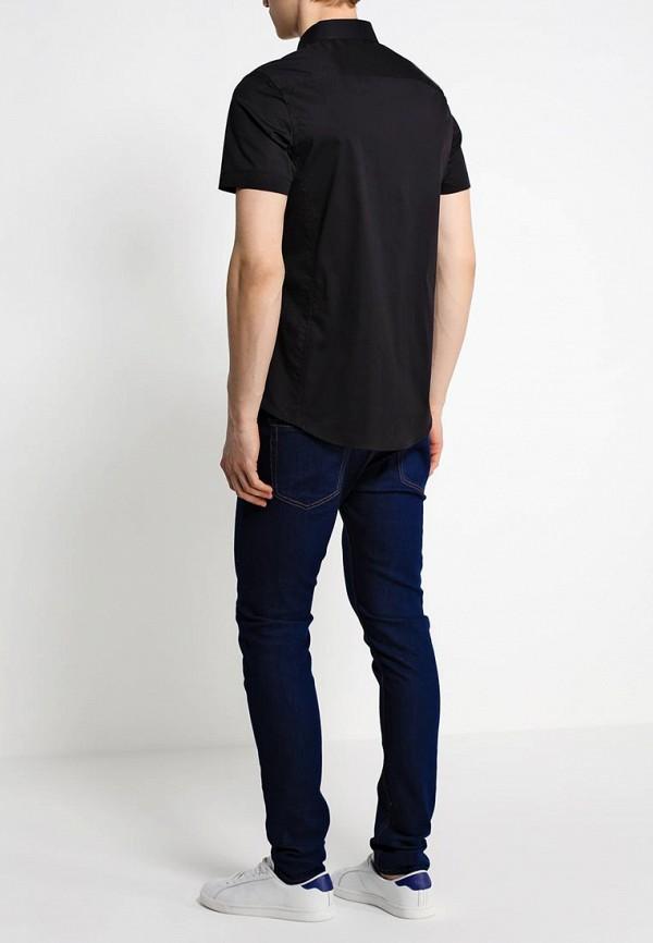 Рубашка с коротким рукавом Burton Menswear London 22D03GBLK: изображение 4
