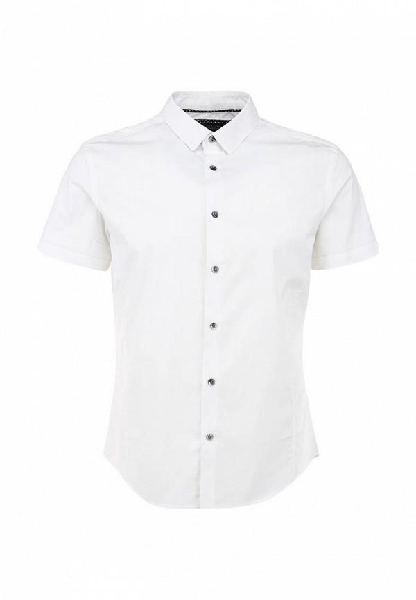 Рубашка с коротким рукавом Burton Menswear London 22D03GWHT: изображение 1