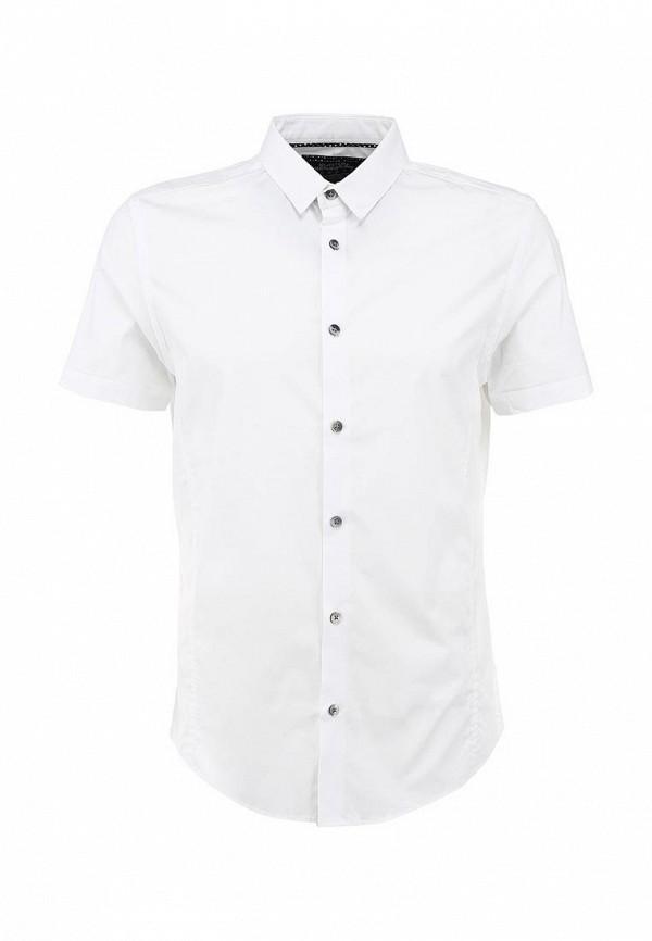 Рубашка с коротким рукавом Burton Menswear London 22D04GWHT: изображение 1