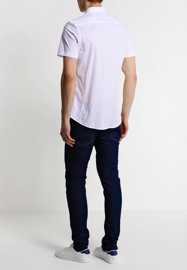 Рубашка с коротким рукавом Burton Menswear London 22D04GWHT: изображение 4
