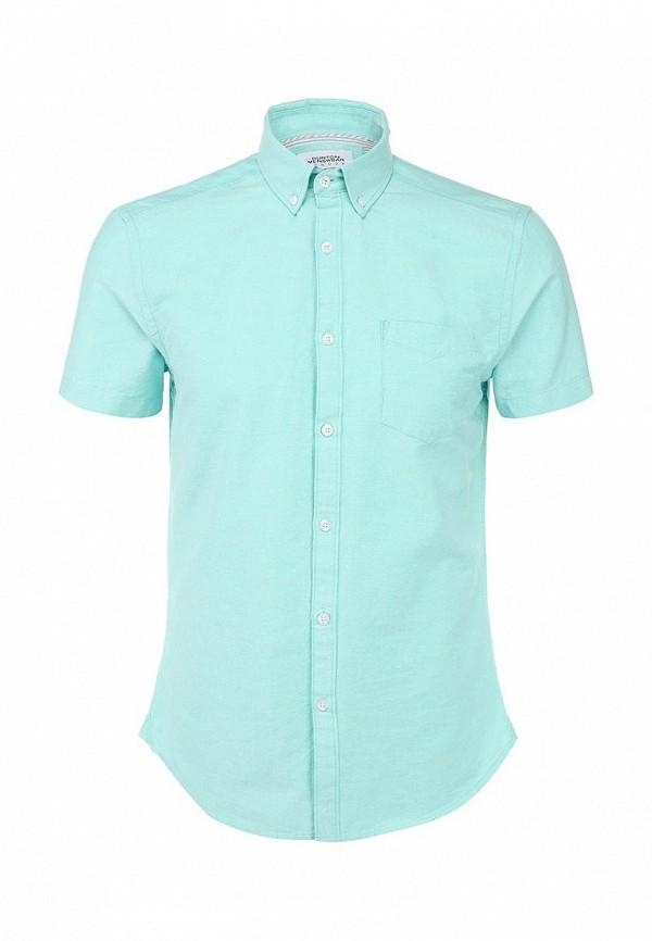 Рубашка с коротким рукавом Burton Menswear London 22D06GGRN: изображение 1