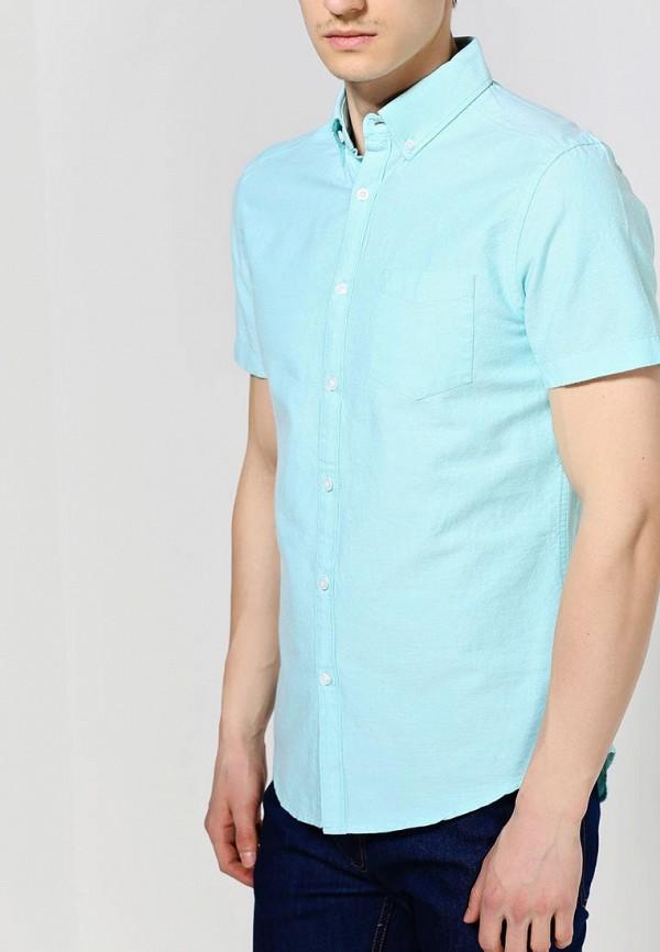 Рубашка с коротким рукавом Burton Menswear London 22D06GGRN: изображение 2