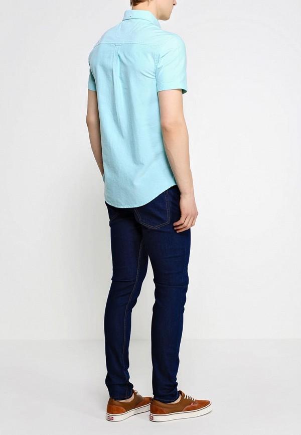 Рубашка с коротким рукавом Burton Menswear London 22D06GGRN: изображение 4