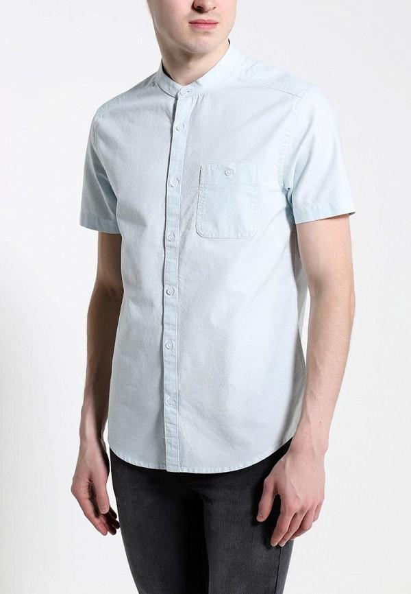 Рубашка с коротким рукавом Burton Menswear London 22D07GWHT: изображение 2
