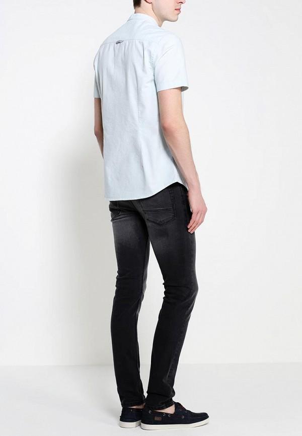Рубашка с коротким рукавом Burton Menswear London 22D07GWHT: изображение 4