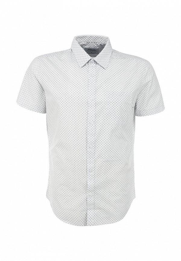 Рубашка с коротким рукавом Burton Menswear London 22P26GWHT: изображение 1