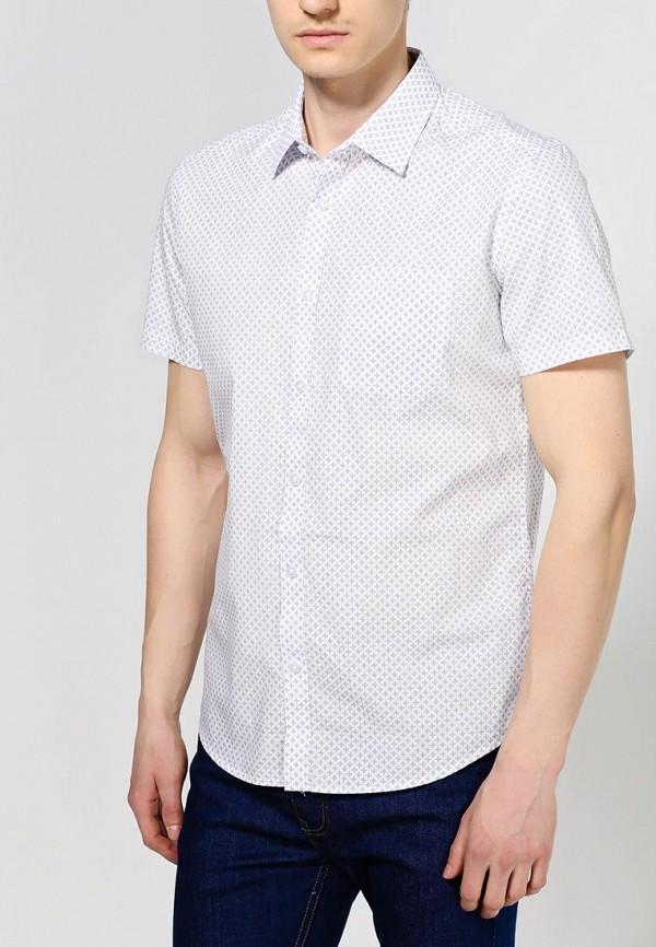 Рубашка с коротким рукавом Burton Menswear London 22P26GWHT: изображение 2