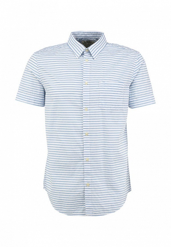 Рубашка с коротким рукавом Burton Menswear London 22P31GWHT: изображение 1