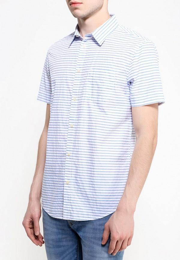 Рубашка с коротким рукавом Burton Menswear London 22P31GWHT: изображение 2
