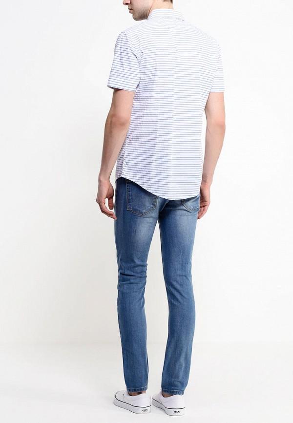 Рубашка с коротким рукавом Burton Menswear London 22P31GWHT: изображение 4