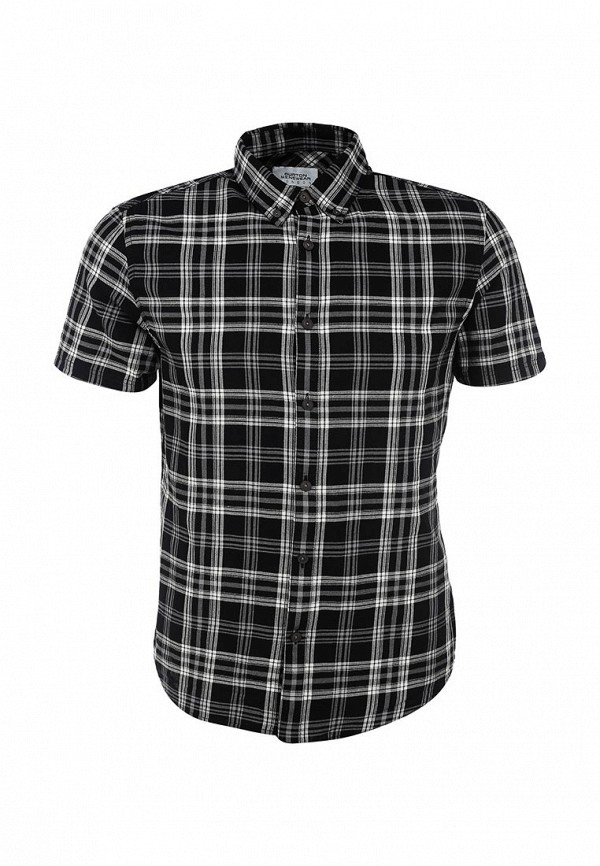 Рубашка с коротким рукавом Burton Menswear London 22S28GBLK: изображение 1