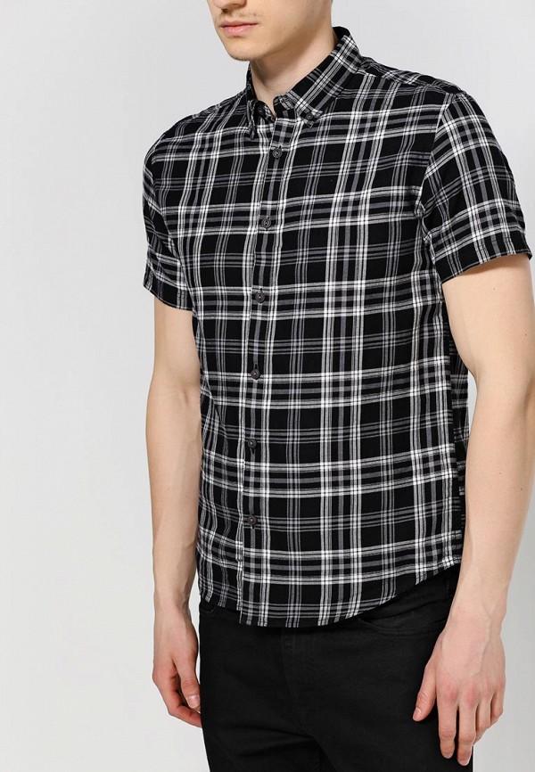 Рубашка с коротким рукавом Burton Menswear London 22S28GBLK: изображение 2