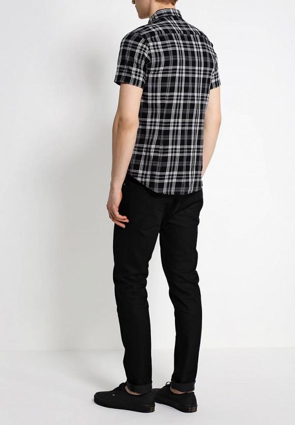 Рубашка с коротким рукавом Burton Menswear London 22S28GBLK: изображение 4