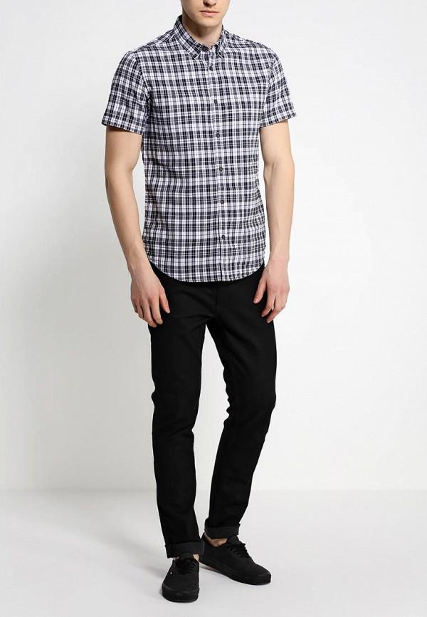 Рубашка с коротким рукавом Burton Menswear London 22S28GWHT: изображение 3