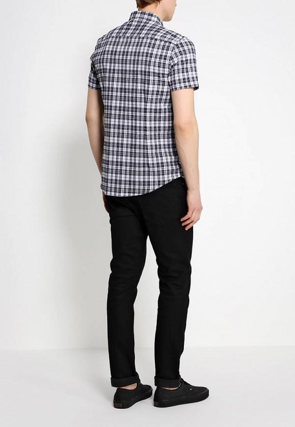 Рубашка с коротким рукавом Burton Menswear London 22S28GWHT: изображение 4