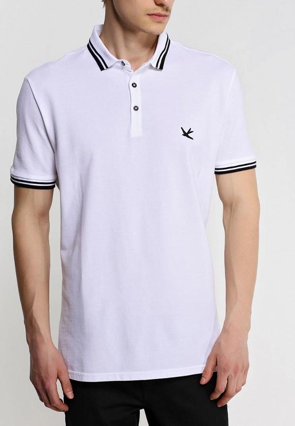 Мужские поло Burton Menswear London 45K03GWHT: изображение 2