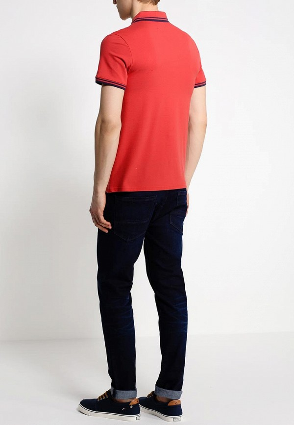 Мужские поло Burton Menswear London 45K05GRED: изображение 4