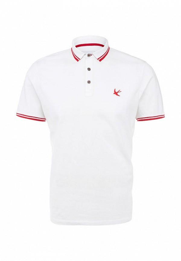 Мужские поло Burton Menswear London 45K07GWHT: изображение 1