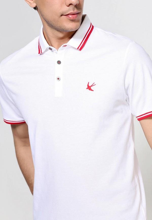 Мужские поло Burton Menswear London 45K07GWHT: изображение 2