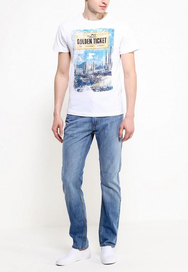 Зауженные джинсы Burton Menswear London 12A09GBLU: изображение 3
