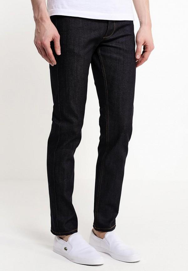 Зауженные джинсы Burton Menswear London 12S02GBLU: изображение 2