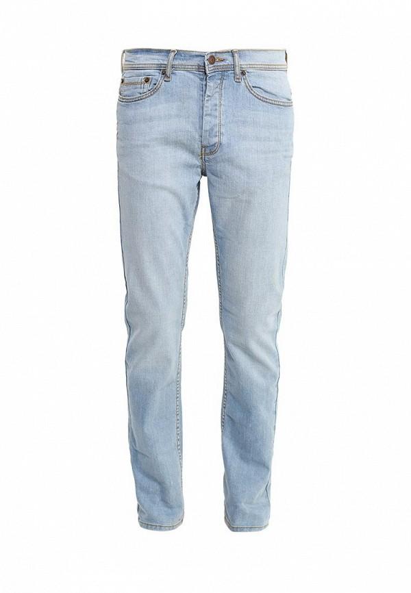 Зауженные джинсы Burton Menswear London 12S27GBLU: изображение 1
