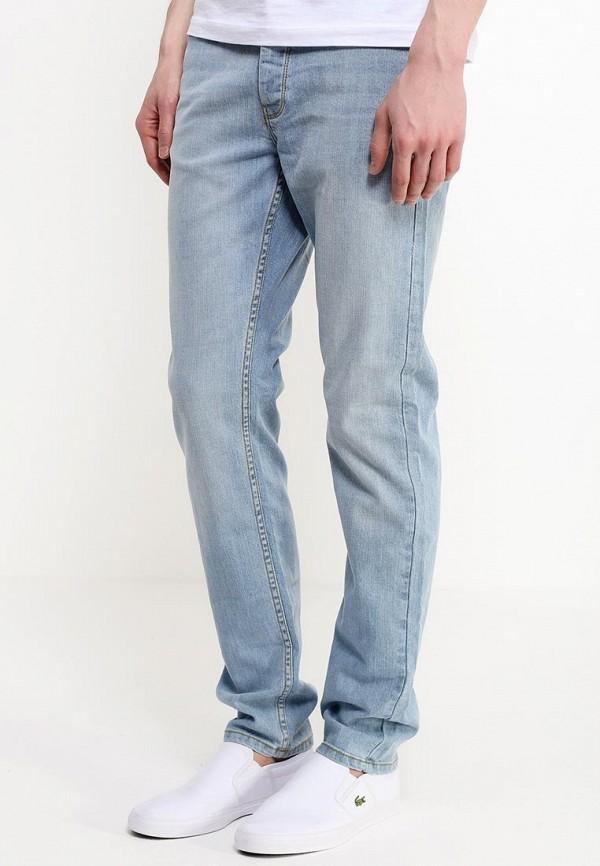 Зауженные джинсы Burton Menswear London 12S27GBLU: изображение 2