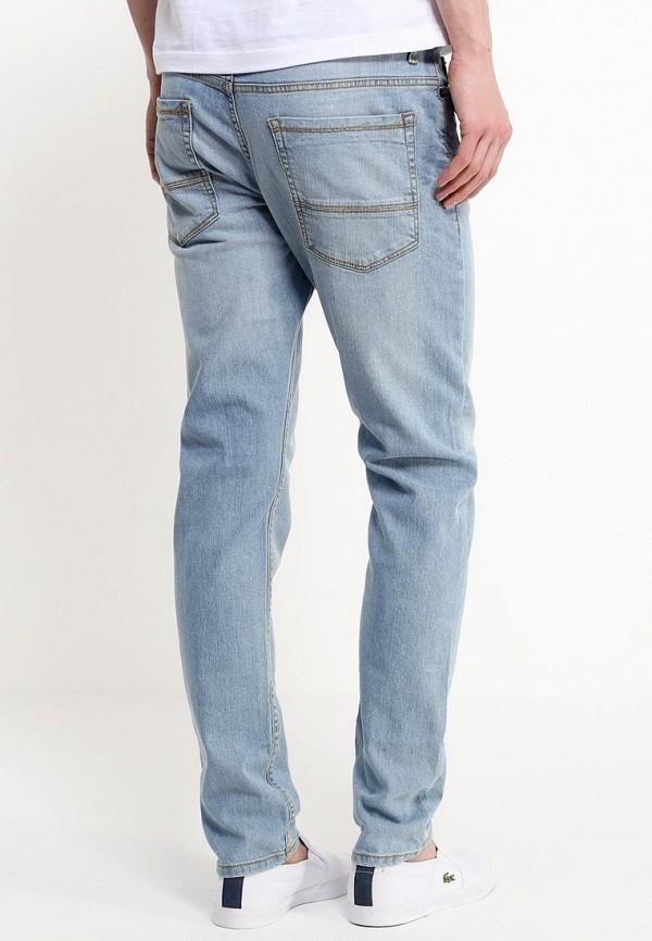 Зауженные джинсы Burton Menswear London 12S27GBLU: изображение 4