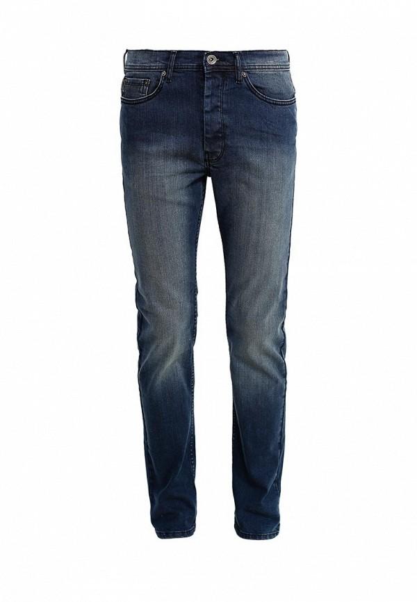 Зауженные джинсы Burton Menswear London 12S29GBLU: изображение 1