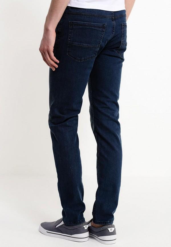 Зауженные джинсы Burton Menswear London 12S29GBLU: изображение 4