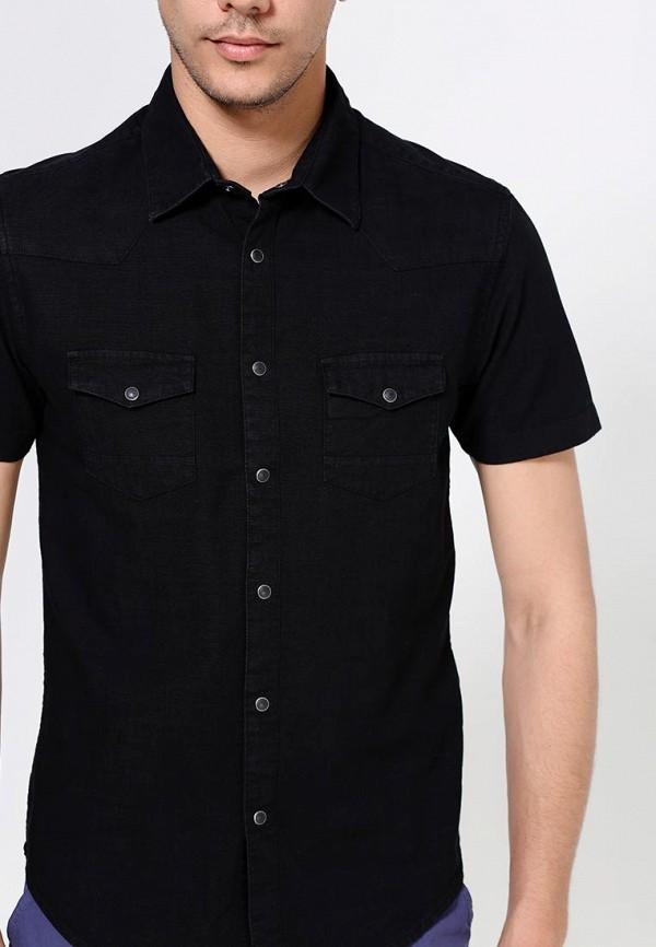 Рубашка с коротким рукавом Burton Menswear London 22A06GBLK: изображение 3