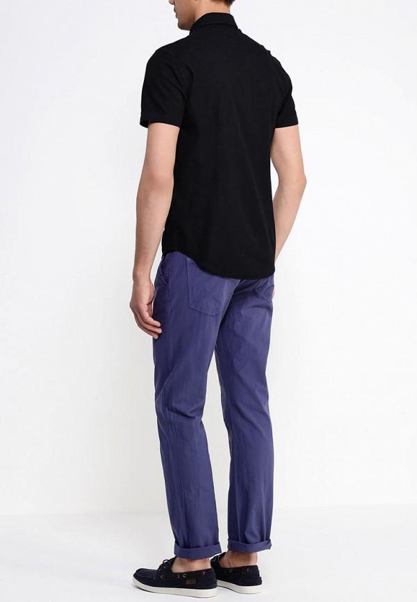 Рубашка с коротким рукавом Burton Menswear London 22A06GBLK: изображение 5