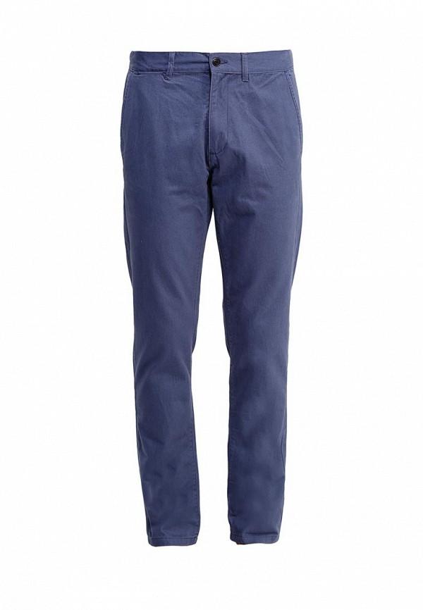 Мужские повседневные брюки Burton Menswear London 23C01GBLU: изображение 1