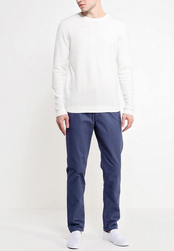 Мужские повседневные брюки Burton Menswear London 23C01GBLU: изображение 3