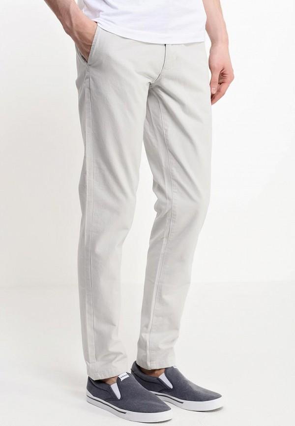 Мужские повседневные брюки Burton Menswear London 23C07GGRY: изображение 2