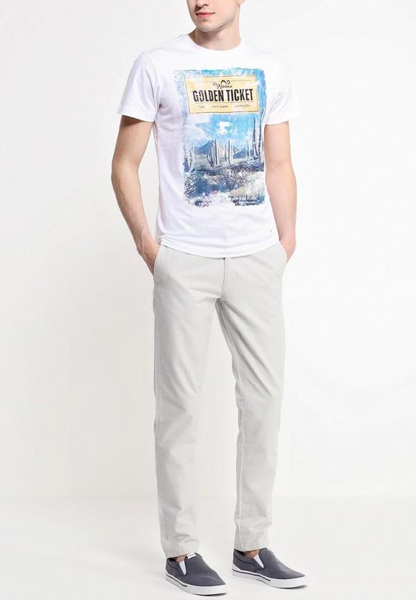 Мужские повседневные брюки Burton Menswear London 23C07GGRY: изображение 3