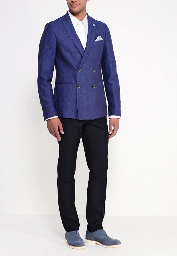 Пиджак Burton Menswear London 05J06GBLU: изображение 3