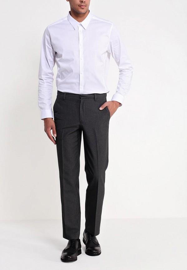 Мужские повседневные брюки Burton Menswear London 05R03GGRY: изображение 3