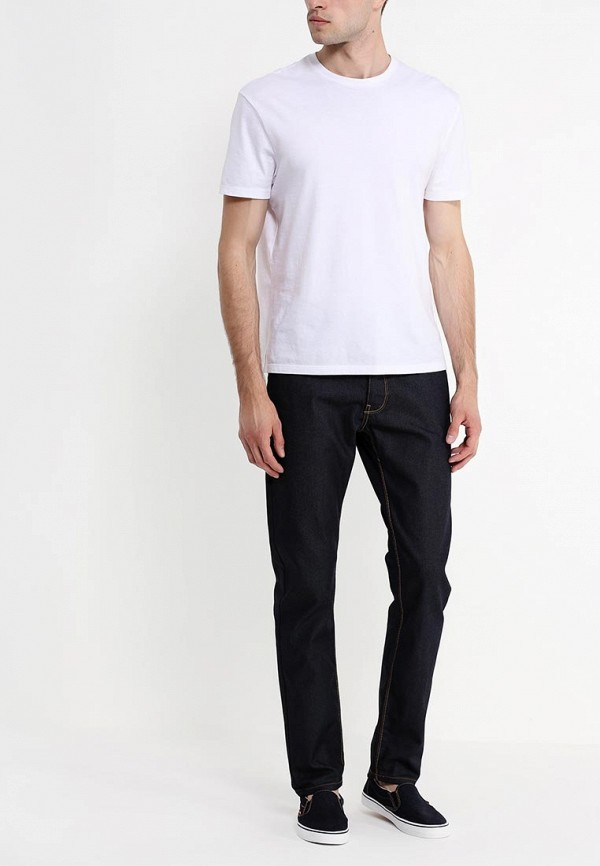 Зауженные джинсы Burton Menswear London 12A03GBLU: изображение 3