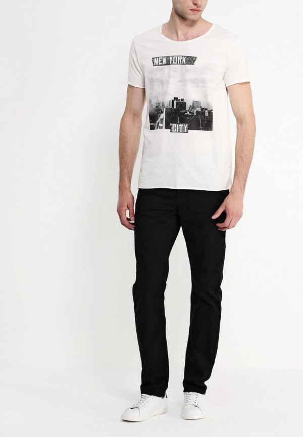 Мужские прямые джинсы Burton Menswear London 12S01GBLK: изображение 3