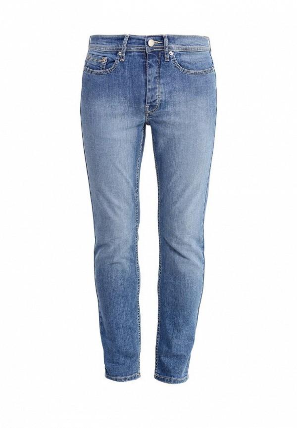 Зауженные джинсы Burton Menswear London 12S16GBLU: изображение 1