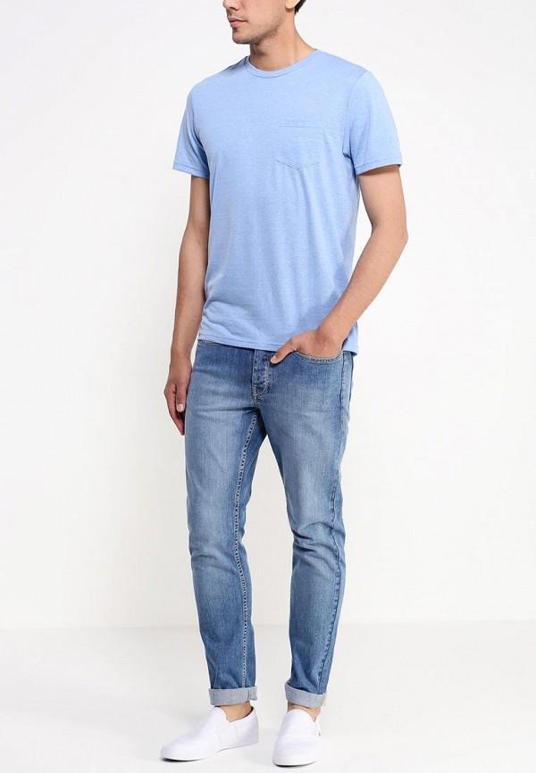 Зауженные джинсы Burton Menswear London 12S16GBLU: изображение 3