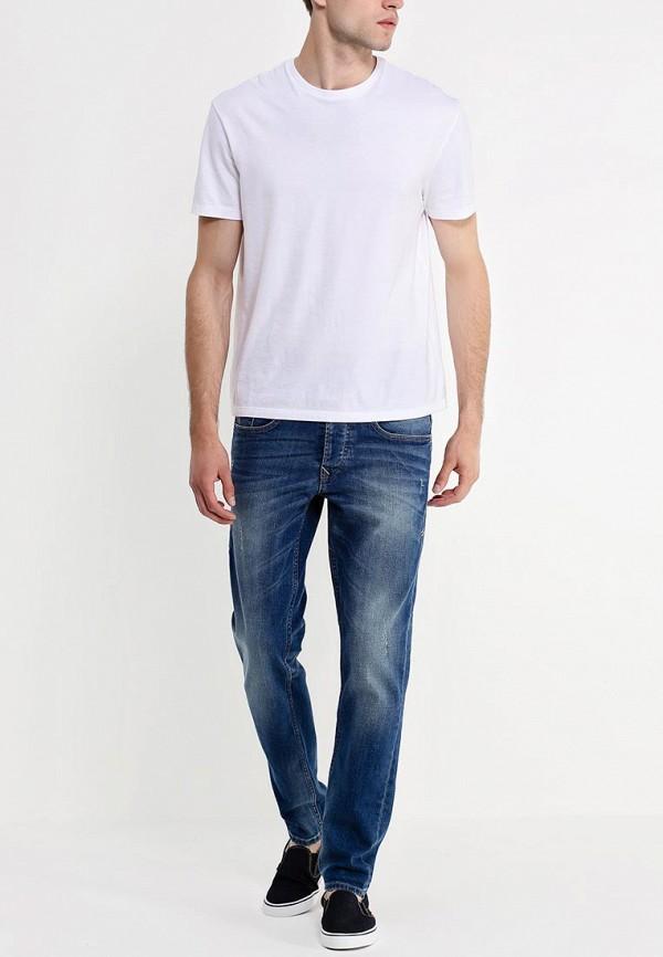 Зауженные джинсы Burton Menswear London 12S31GBLU: изображение 3