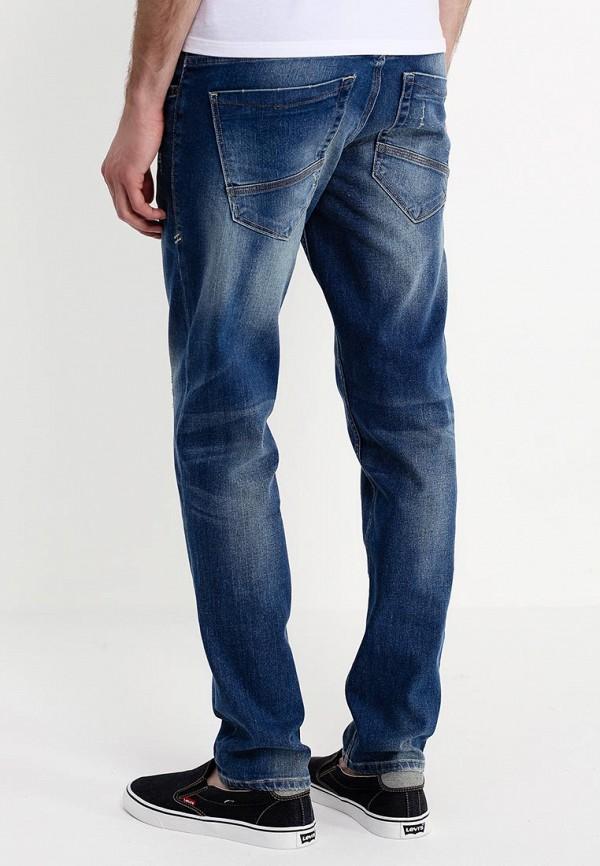 Зауженные джинсы Burton Menswear London 12S31GBLU: изображение 4