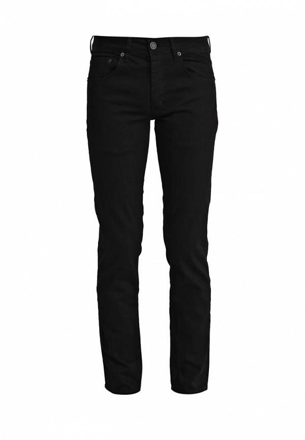 Зауженные джинсы Burton Menswear London 12S36GBLK: изображение 1