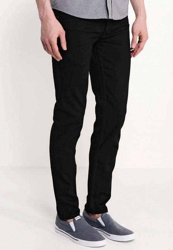 Зауженные джинсы Burton Menswear London 12S36GBLK: изображение 2